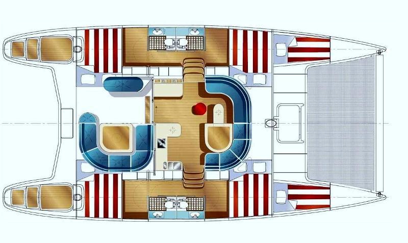 Navalia - Imbarcazione Nautitech 441 9