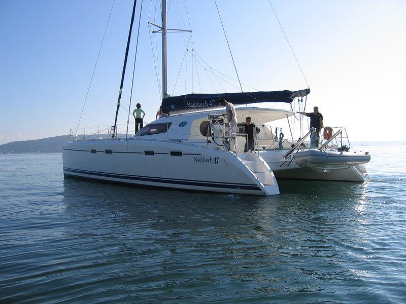 Navalia - Imbarcazione Nautitech 47 2
