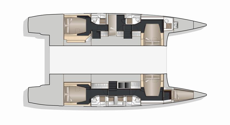Navalia - Imbarcazione Nautitech 542 12