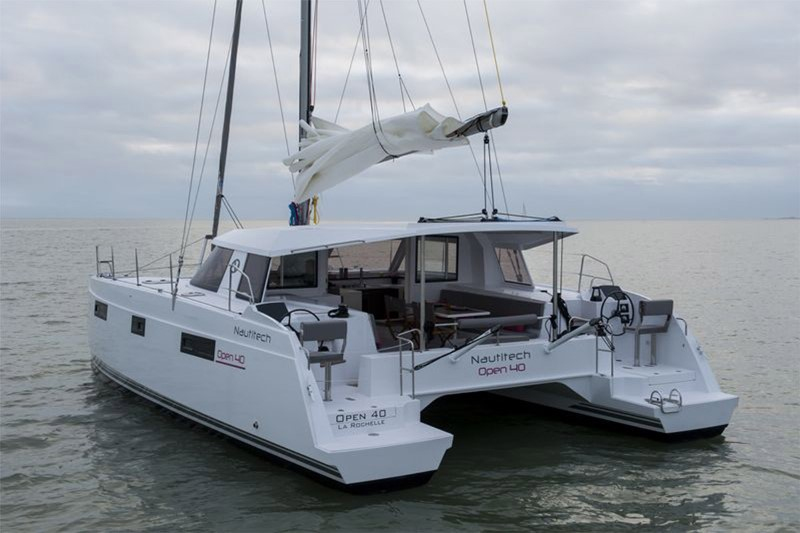 Navalia - Imbarcazione Nautitech Open 40 3