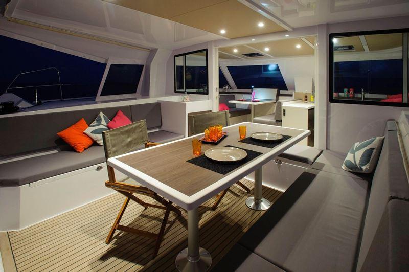 Navalia - Imbarcazione Nautitech Open 40 4