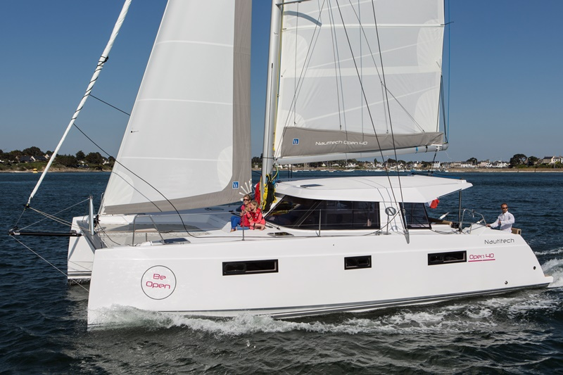 Navalia - Imbarcazione Nautitech Open 40 1