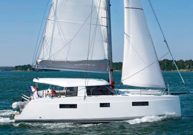 Navalia - Imbarcazione Nautitech Open 40 2