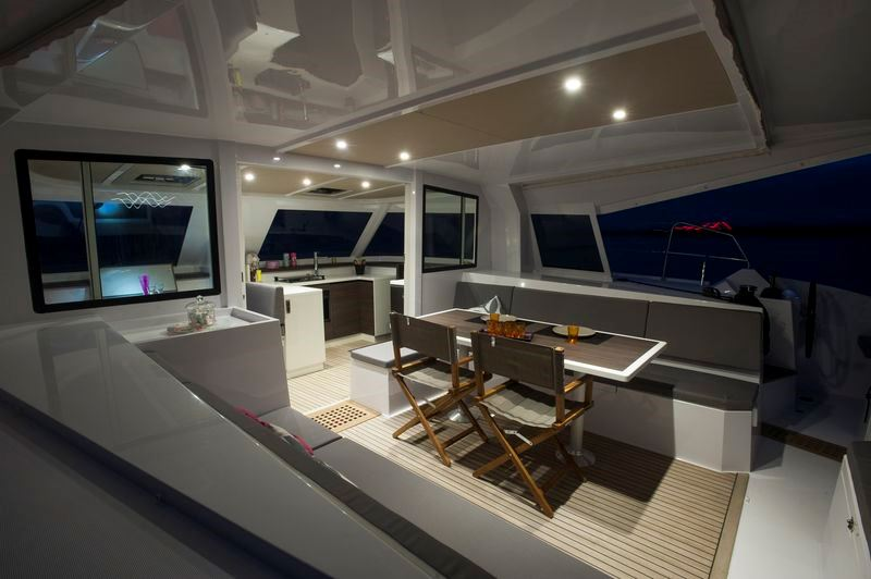 Navalia - Imbarcazione Nautitech Open 40 5