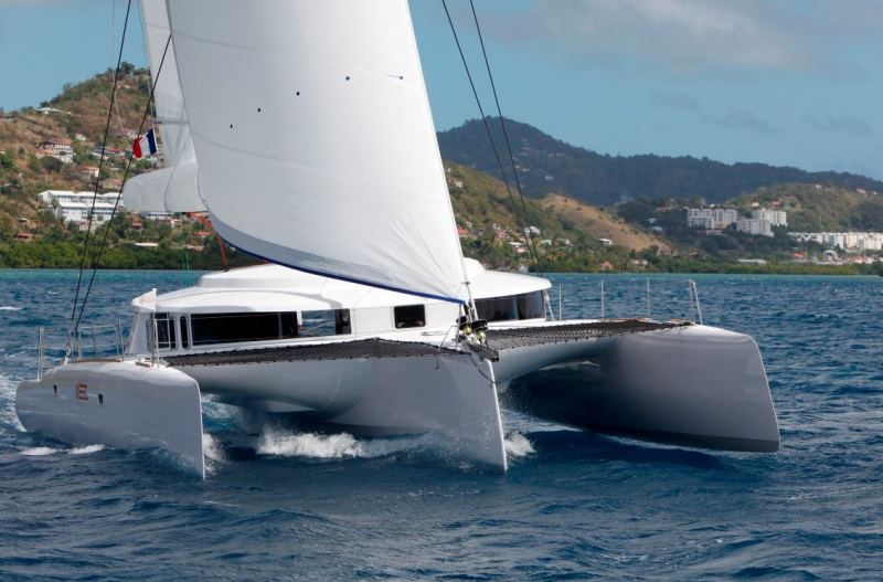 Navalia - Imbarcazione Neel 45 1