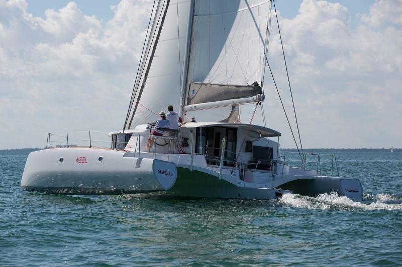 Navalia - Imbarcazione Neel 45 2