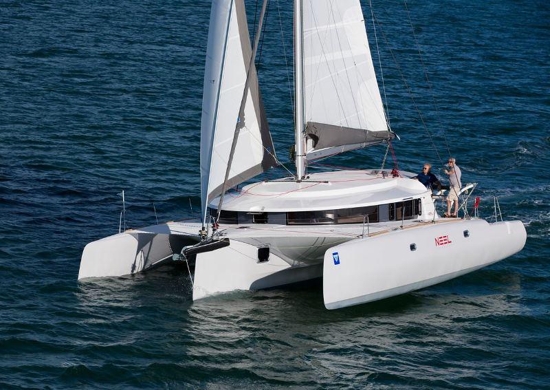 Navalia - Imbarcazione Neel 45 3