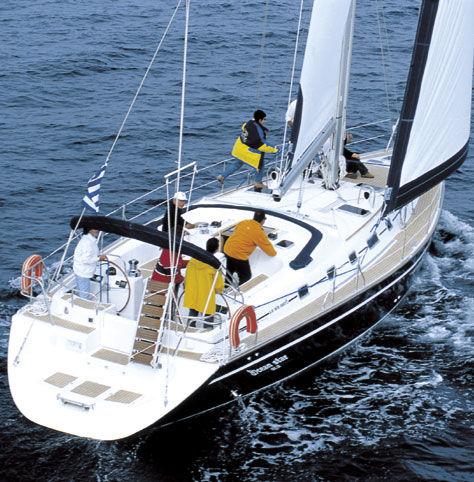 Navalia - Imbarcazione Ocean Star 51.1 1