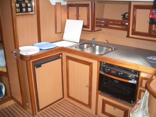 Navalia - Imbarcazione Ocean Star 51.1 5