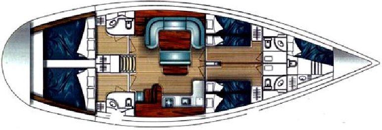 Navalia - Imbarcazione Ocean Star 51.1 9