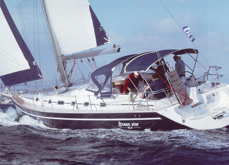 Navalia - Imbarcazione Ocean Star 51.2 – 5 cab. 1