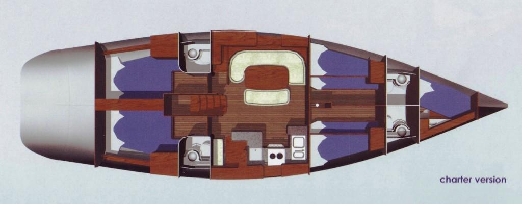 Navalia - Imbarcazione Ocean Star 51.2 – 5 cab. 10