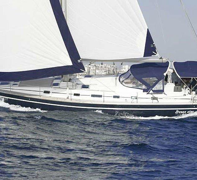 Navalia - Imbarcazione Ocean Star 51.2 – 5 cab. 2