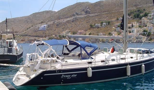 Navalia - Imbarcazione Ocean Star 51.2 – 5 cab. 3