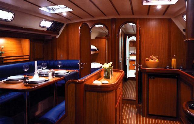 Navalia - Imbarcazione Ocean Star 51.2 – 5 cab. 5