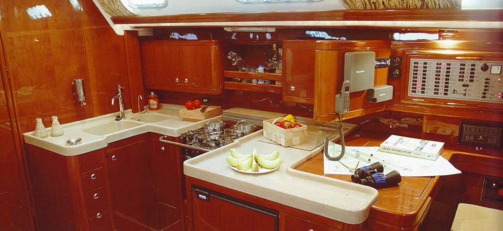 Navalia - Imbarcazione Ocean Star 51.2 – 5 cab. 8