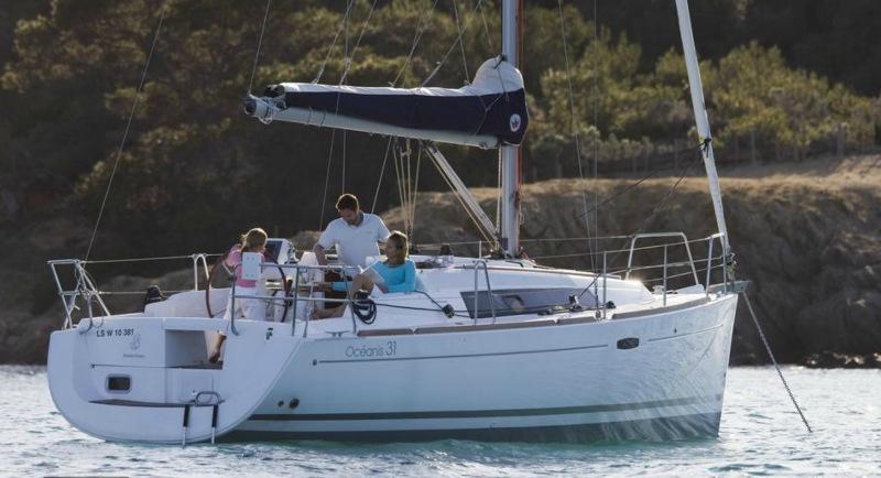 Navalia - Imbarcazione Oceanis 31 3