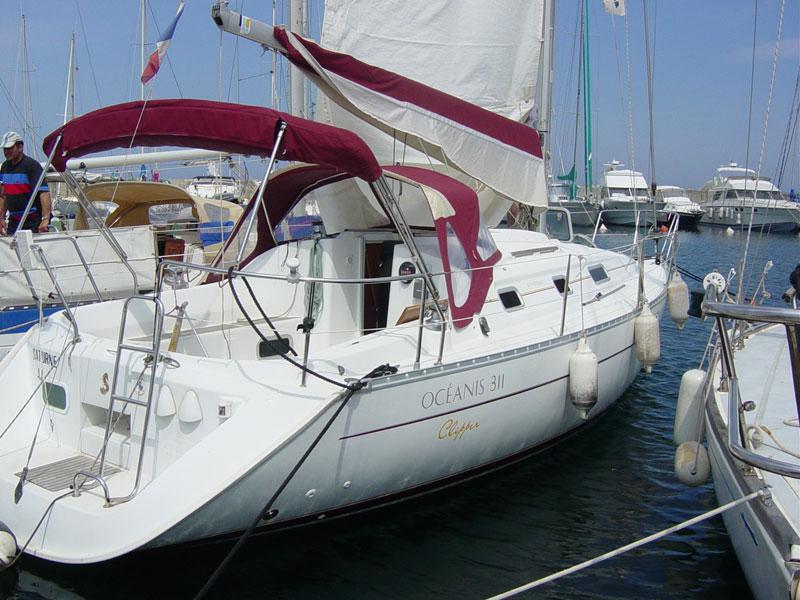 Navalia - Imbarcazione Oceanis 311 2