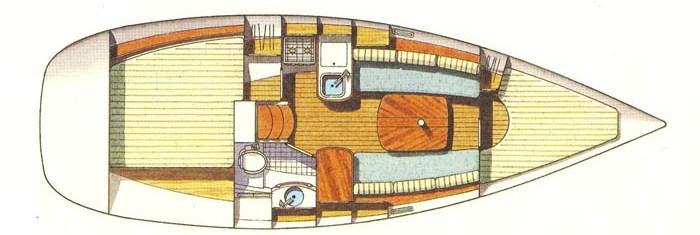 Navalia - Imbarcazione Oceanis 311 8