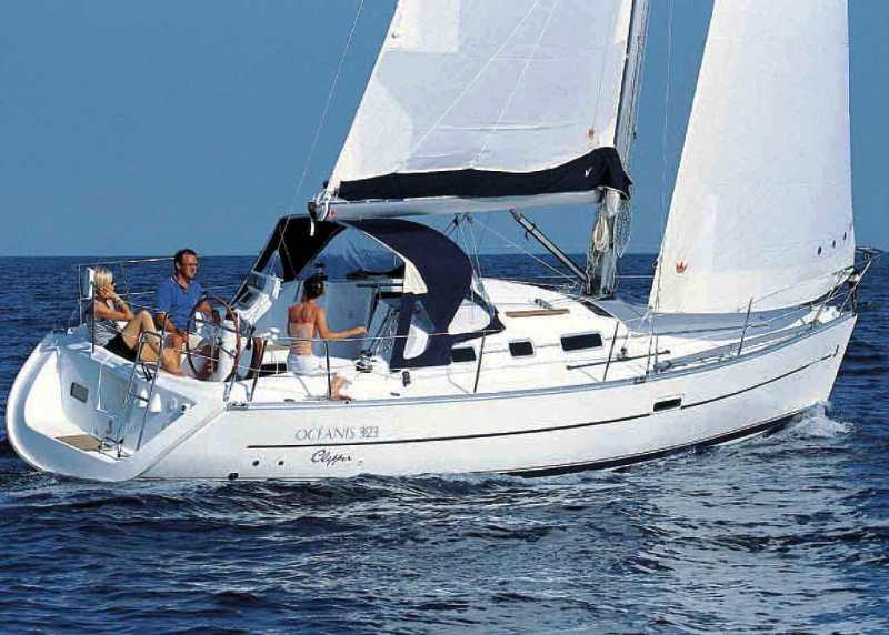 Navalia - Imbarcazione Oceanis 323 1