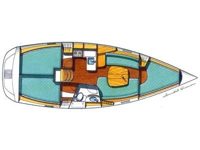 Navalia - Imbarcazione Oceanis 331 9