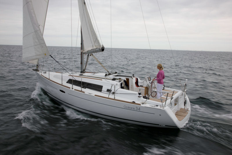 Navalia - Imbarcazione Oceanis 34 4