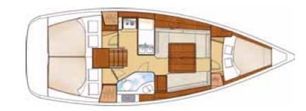 Navalia - Imbarcazione Oceanis 34 9