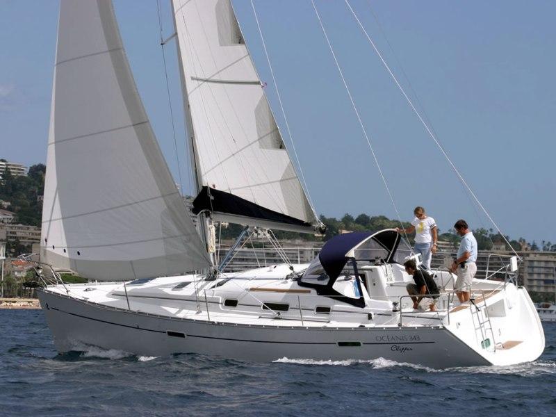 Navalia - Imbarcazione Oceanis 343 1