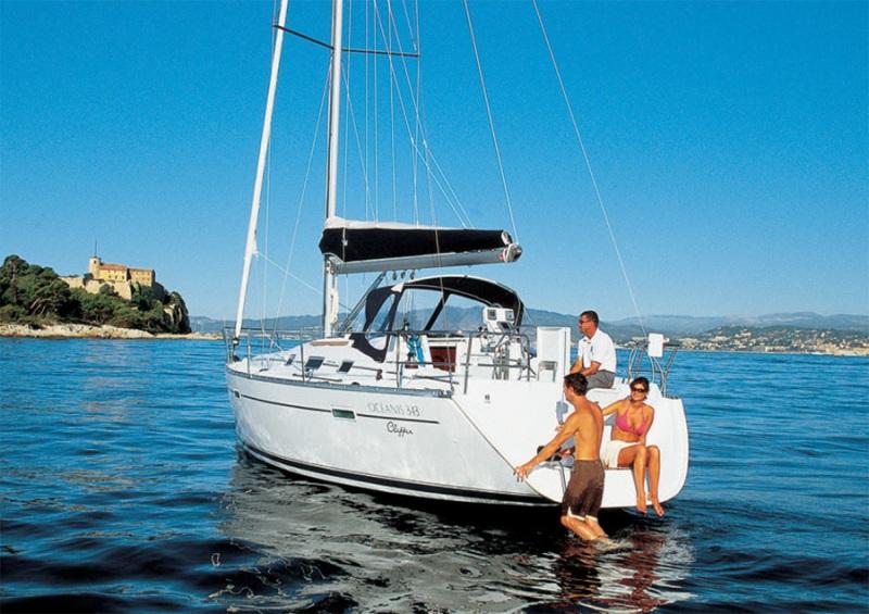 Navalia - Imbarcazione Oceanis 343 2