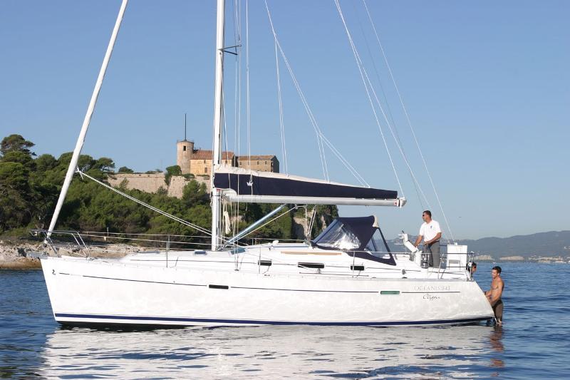 Navalia - Imbarcazione Oceanis 343 3