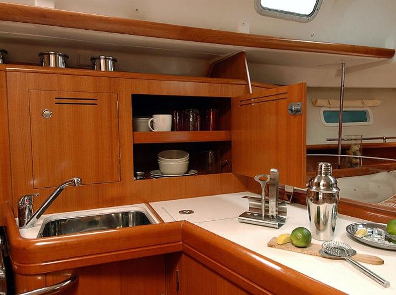 Navalia - Imbarcazione Oceanis 343 6