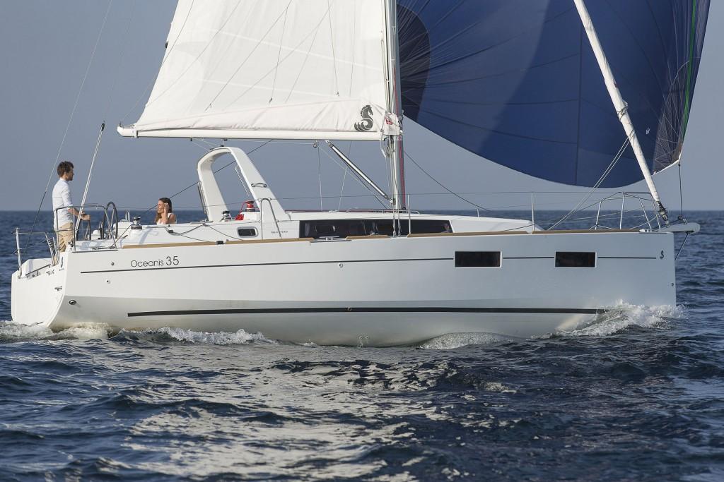 Navalia - Imbarcazione Oceanis 35 1