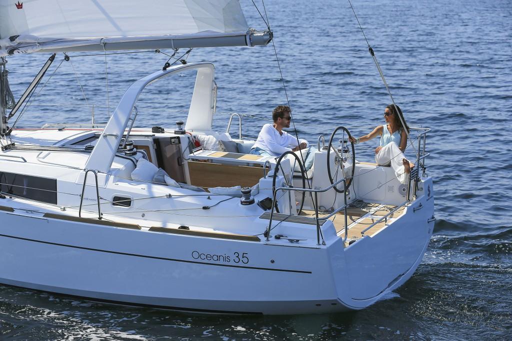 Navalia - Imbarcazione Oceanis 35 4