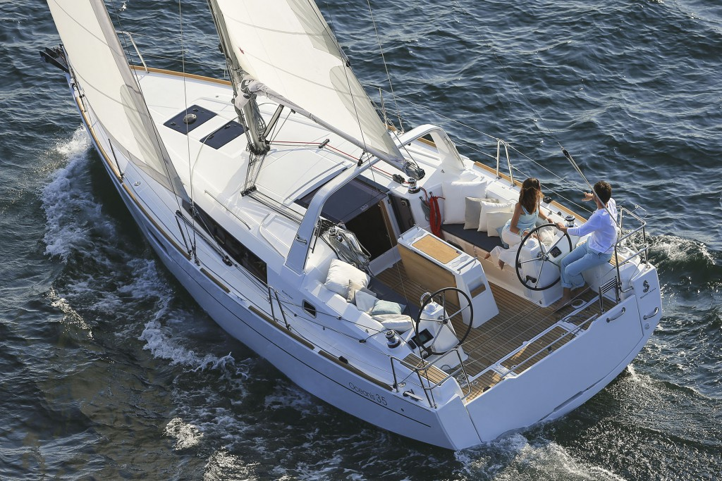 Navalia - Imbarcazione Oceanis 35 6