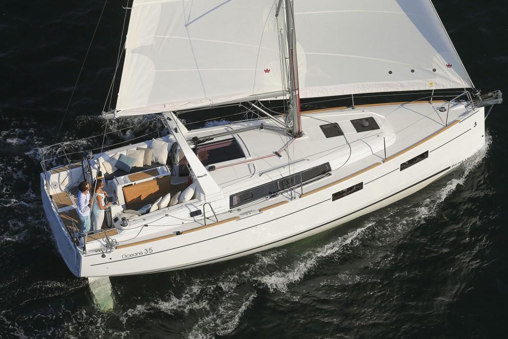 Navalia - Imbarcazione Oceanis 35 7