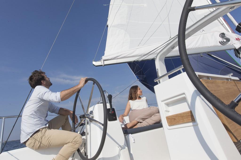 Navalia - Imbarcazione Oceanis 35 8