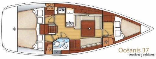 Navalia - Imbarcazione Oceanis 37 11