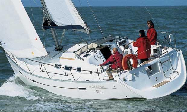Navalia - Imbarcazione Oceanis 373 2
