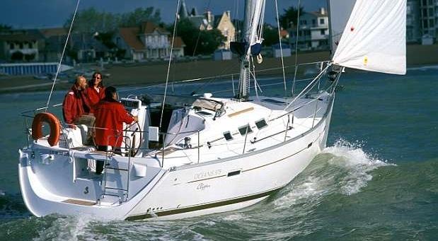 Navalia - Imbarcazione Oceanis 373 4