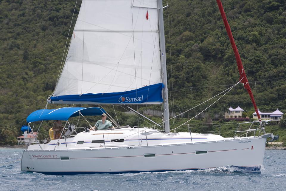 Navalia - Imbarcazione Oceanis 373 1