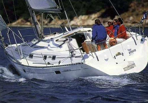 Navalia - Imbarcazione Oceanis 381 2