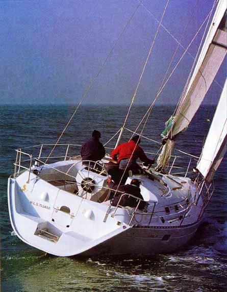 Navalia - Imbarcazione Oceanis 381 3