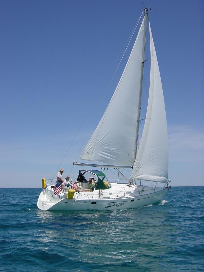 Navalia - Imbarcazione Oceanis 381 4