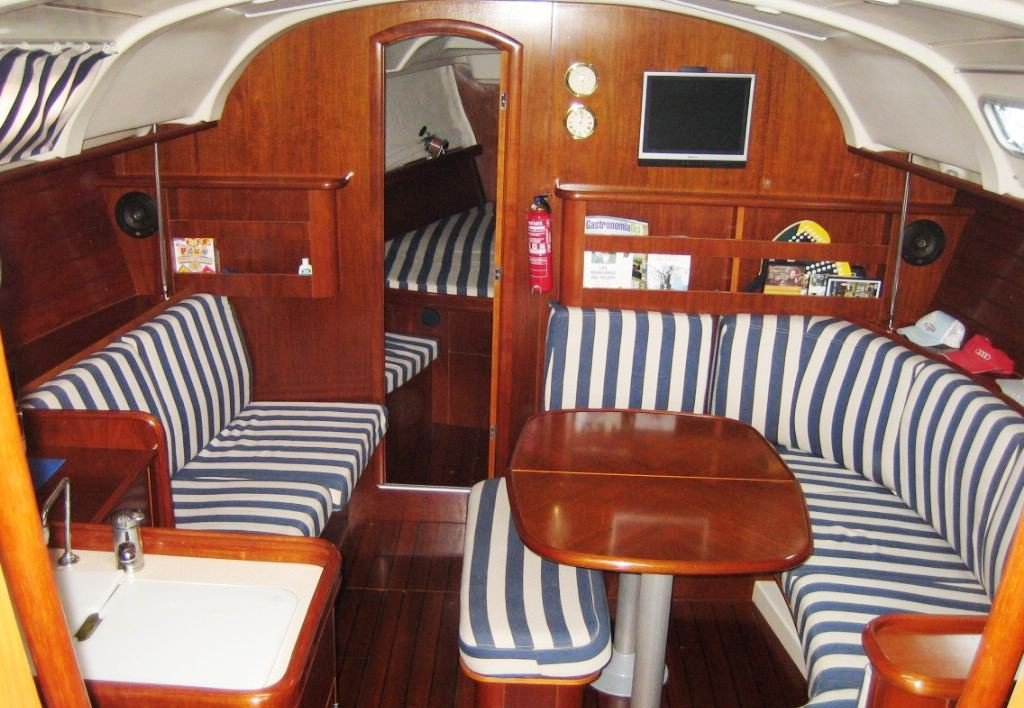 Navalia - Imbarcazione Oceanis 381 5