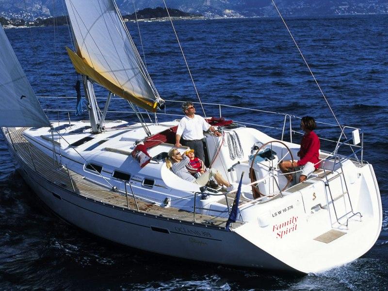Navalia - Imbarcazione Oceanis 393 1