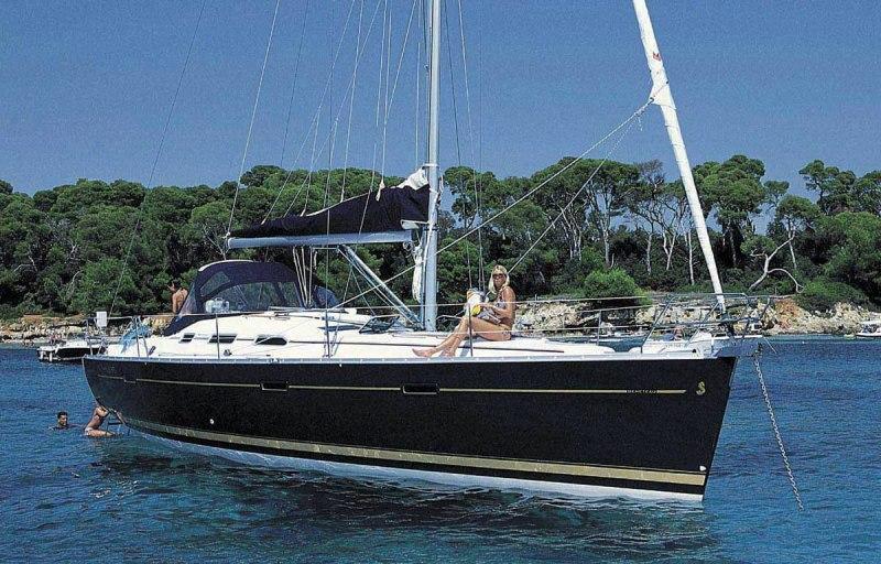 Navalia - Imbarcazione Oceanis 393 3