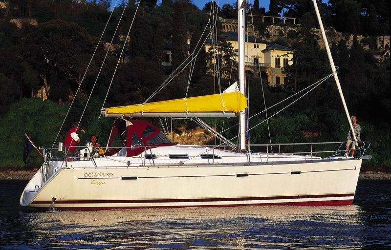 Navalia - Imbarcazione Oceanis 393 5