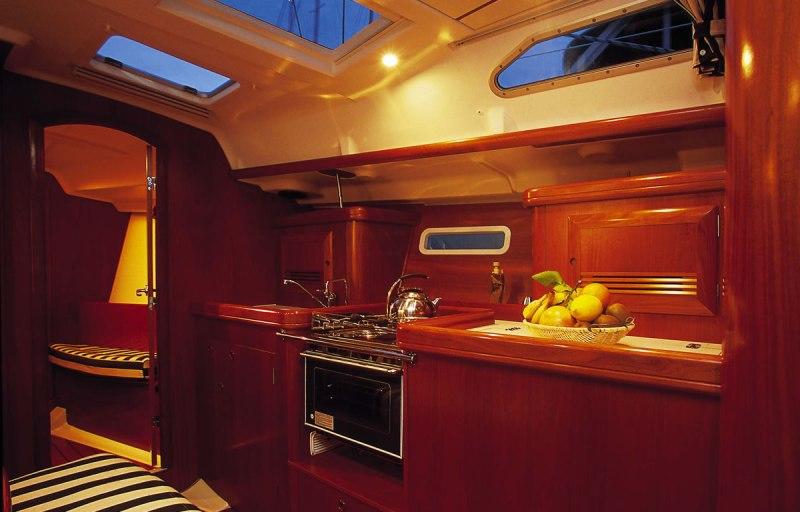 Navalia - Imbarcazione Oceanis 393 7