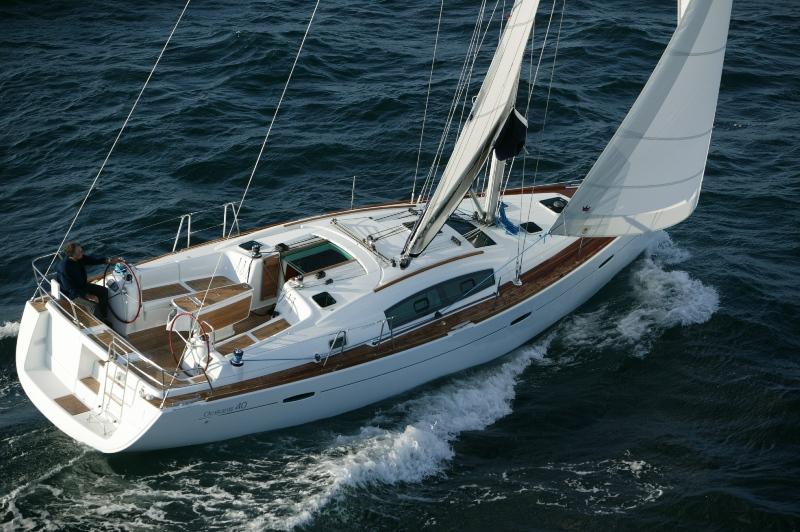 Navalia - Imbarcazione Oceanis 40 1