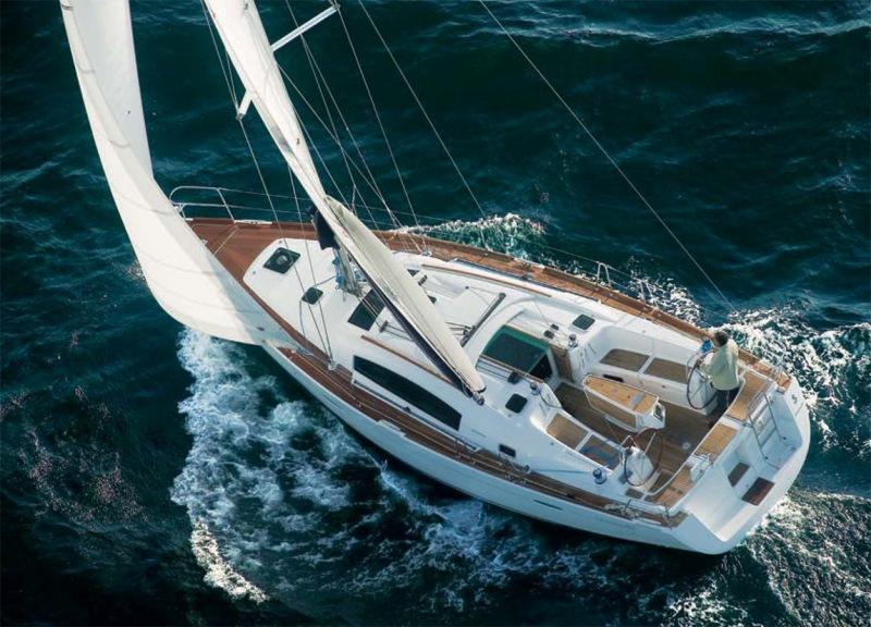 Navalia - Imbarcazione Oceanis 40 2